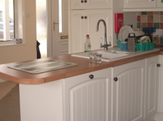 Kitchens and Bathrooms